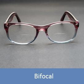 bifocal lense reglazing