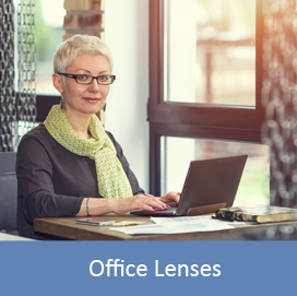 office-lenses reglazing service