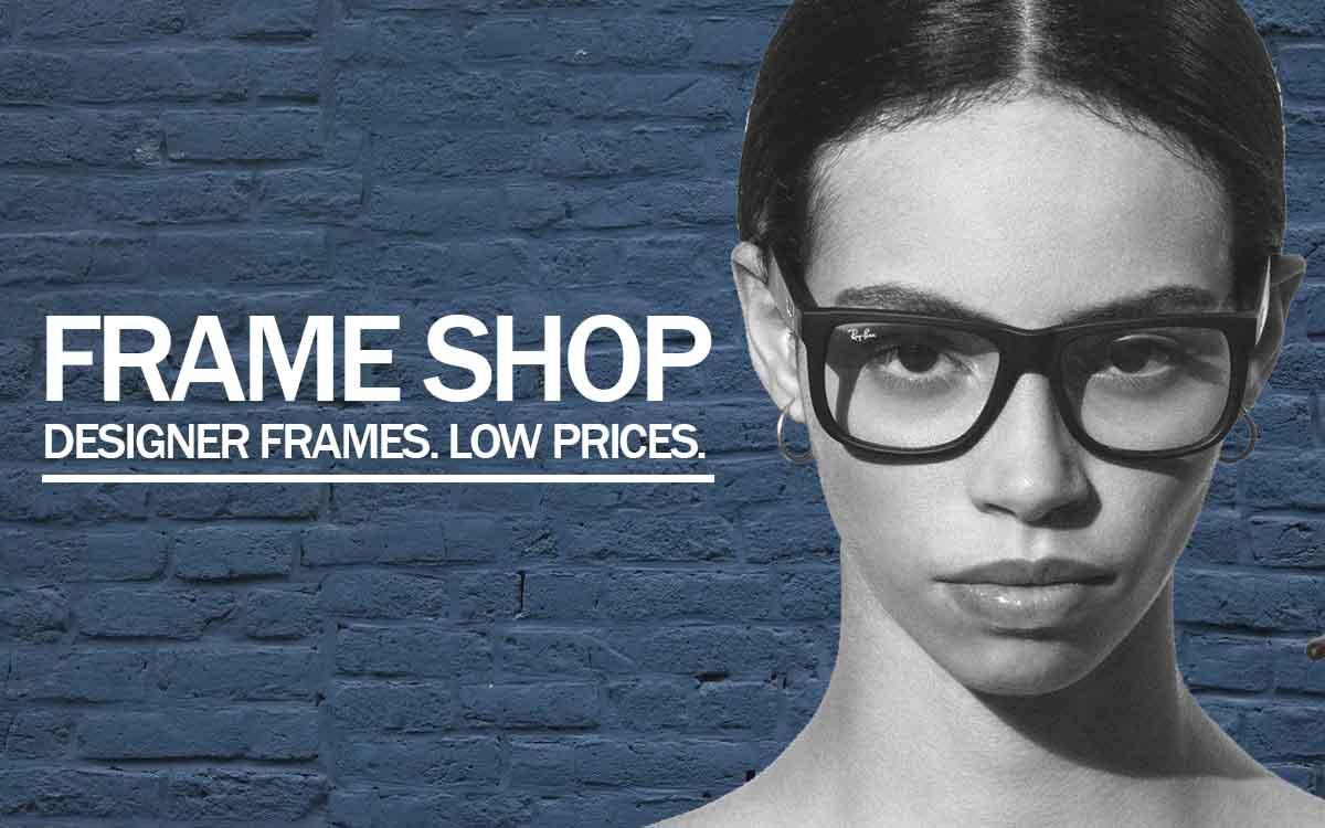 designer frame shop