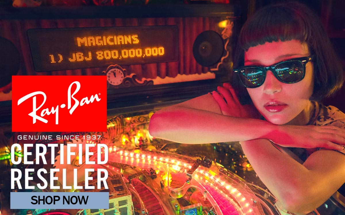 ray ban certified reseller