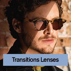 reactive transitions lenses