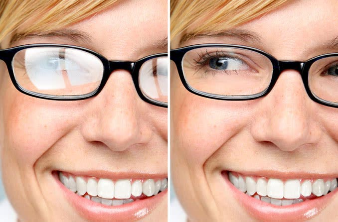 anti reflective coating