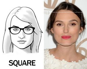 square face shape
