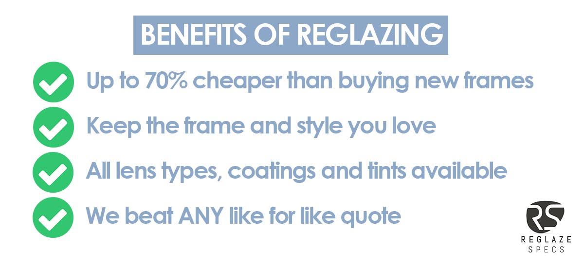 benefits of reglazing