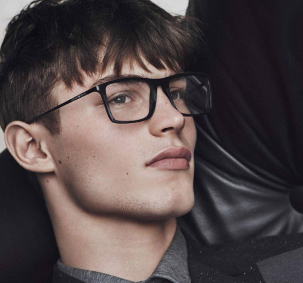 buy mens emporio armani glasses