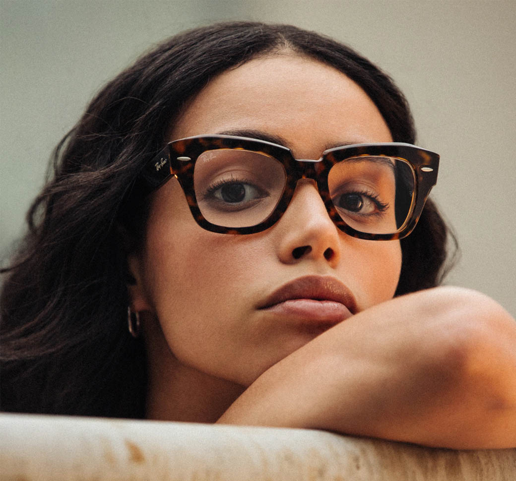 womens ray ban glasses